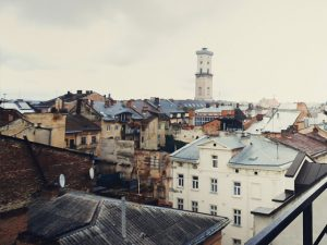 City Day in Lviv 2019. Rest-tour